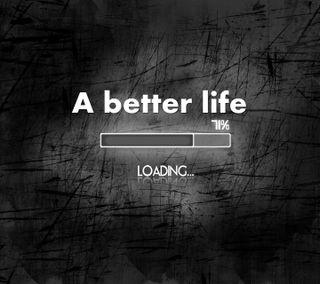 Обои на телефон поговорка, цитата, новый, лучше, крутые, жизнь, вниз, knocked