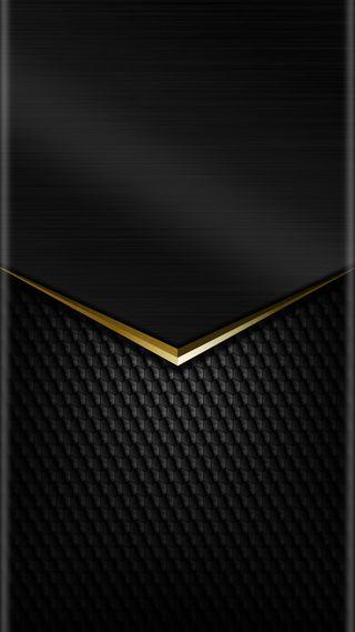 Обои на телефон черные, прекрасные, золотые, грани, арт, абстрактные, s8, s7, art
