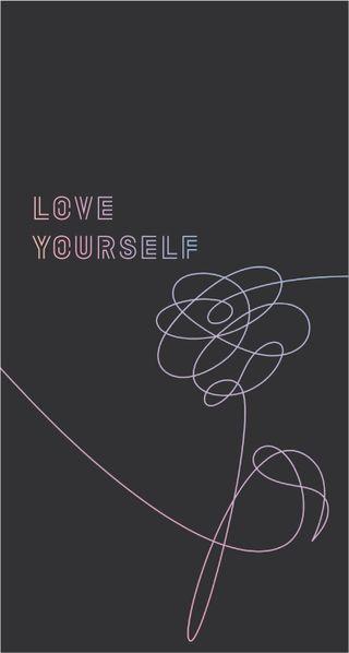 Обои на телефон себя, кпоп, любовь, бтс, love yourself, kpop, bts love yourself, bts