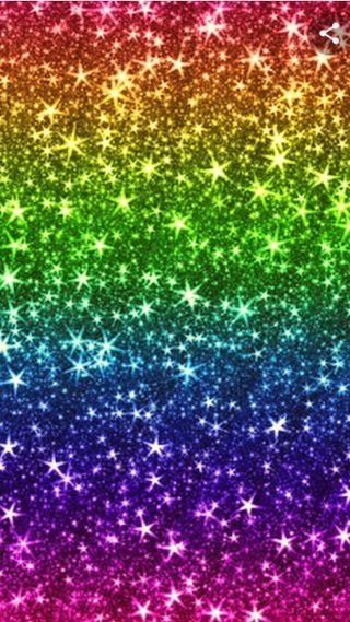 Обои на телефон радуга, блестящие, rainbow sparkles, rainbow glitter