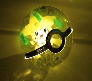 Обои на телефон покемоны, мяч, аниме, anime-pokemon