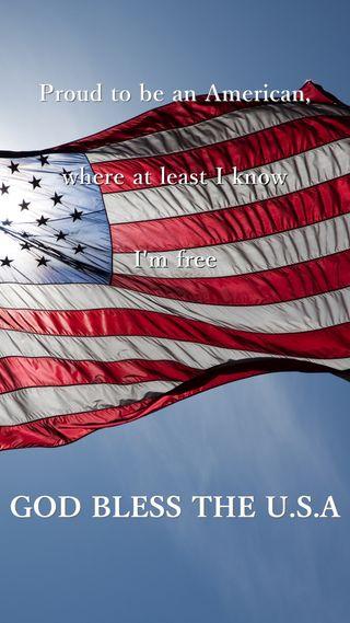 Обои на телефон юнайтед, цитата, флаг, сша, америка, usa, patriotism