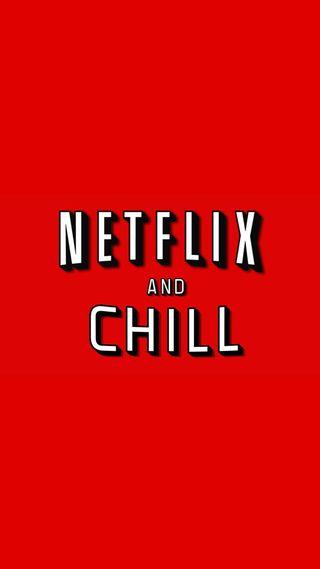 Обои на телефон чилл, netflix and chill, netflix, and chill