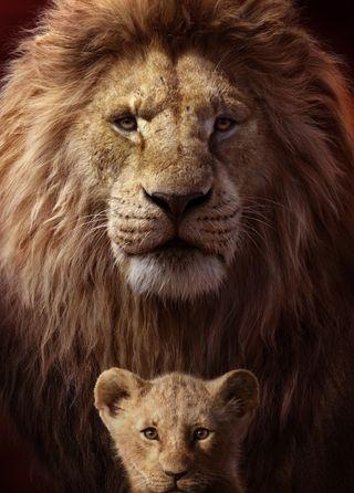 Обои на телефон лев, фильмы, король, дисней, hd, disney