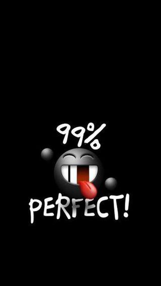 Обои на телефон смайлики, perfect, 99 perfect