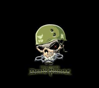 Обои на телефон палец, смерть, панч, five finger death punch, 5fdp hd, 5fdp