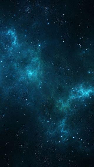 Обои на телефон планеты, космос, straes