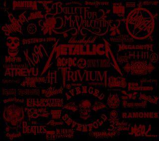 Обои на телефон рок, металл, музыка, любовь, красые, группы, names, love rock music