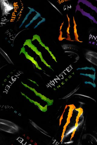 Обои на телефон энергетики, форд, напиток, мотоциклы, машины, логотипы, игра, гоночные, байк, авто, monster energy, ford