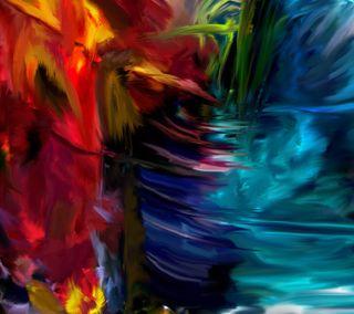 Обои на телефон цветные, самсунг, рисунки, брызги, абстрактные, samsung, s5, rengin 5, m8, m7, htc, gs5