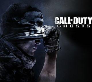 Обои на телефон солдат, призрак, новый, игра, call of duty ghosts, call of duty