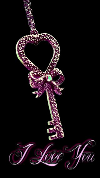 Обои на телефон ключ, черные, сердце, розовые, любовь, валентинки, loveee youuuu, love
