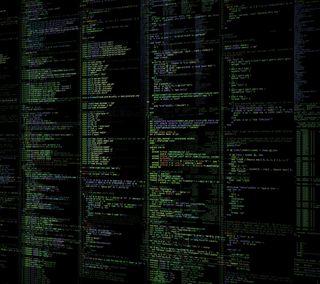 Обои на телефон код, технология, технологии, компьютер, program