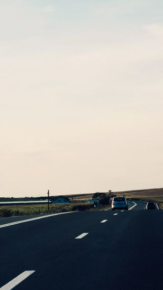 Обои на телефон дороги, ретро, релакс, пейзаж, машины, дорога, винтаж