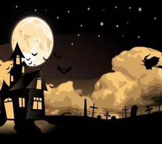 Обои на телефон хэллоуин, страшные, рокки, природа, ночь, новый, любовь, крутые, scream, love, hallowen night hd, 2012