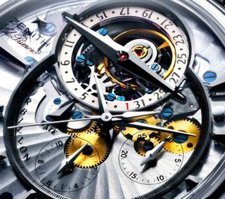 Обои на телефон abstrac, hd, ligth, abstrac clock hd, новый, город, фантазия, сказочные, часы