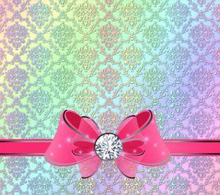 Обои на телефон лук, цветные, розовые, радуга, пастельные, медуза, девчачие, victorian pastel 1, baroque