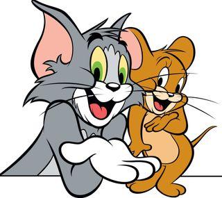 Обои на телефон том, мультфильмы, маус, кошки, джери