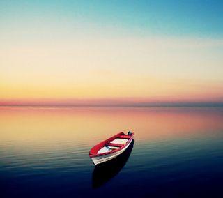 Обои на телефон минимализм, лодки, галактика, nexus, galaxy s3, galaxy nexus