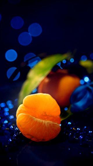 Обои на телефон фрукты, тропические