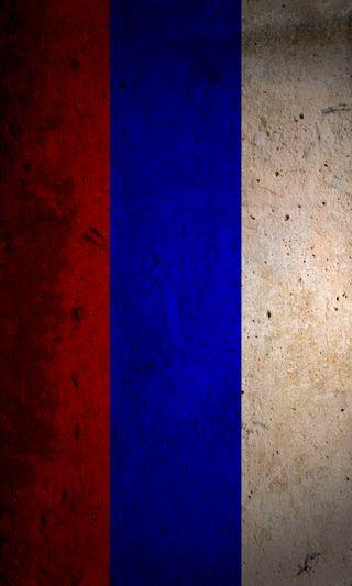 Обои на телефон россия, флаг