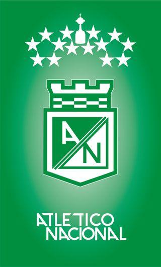 Обои на телефон колумбия, футбол, зеленые, atltico nacional, atletico nacional 3