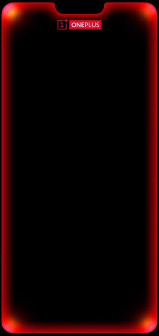 Обои на телефон экран, шесть, удивительные, решить, оригинальные, никогда, красые, oneplus 6 red led 2, oneplus, led