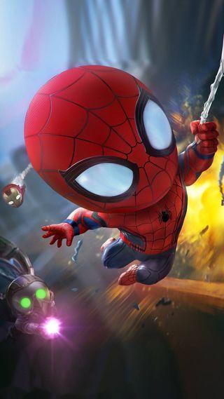 Обои на телефон человек паук, паук, марвел, лето, возвращение домой, marvel, man