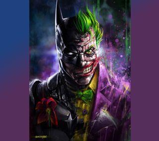 Обои на телефон джокер, бэтмен, batman joker, batman  joker