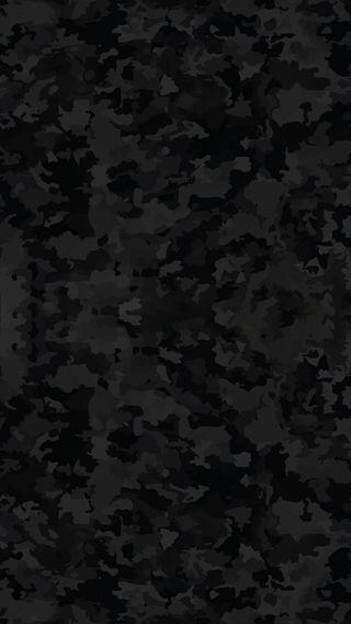 Обои на телефон камуфляж, шаблон, черные, темные, серые, полночь, ночь, midnight camo, hd, 929