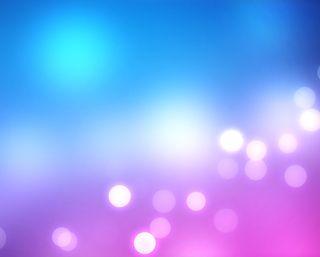 Обои на телефон фиолетовые, синие, свет, розовые, боке, абстрактные