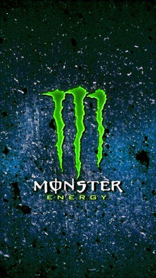 Обои на телефон энергетики, логотипы, лейблы, бренды, monster