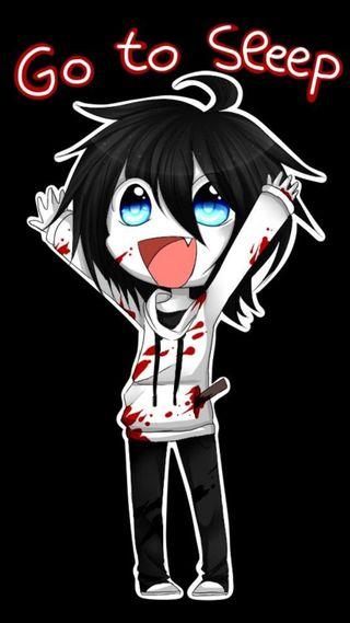 Обои на телефон киллер, милые, восхитительные, jeff the killer cute, jeff the killer, jeff, creepypasta