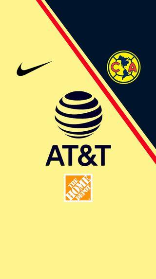 Обои на телефон чемпион, мексика, футбол, найк, джерси, америка, nike, camiseta, america 2018-2019