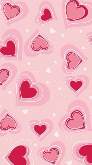 Обои на телефон валентинки, сердце, любовь, валентинка, valentines hearts, love