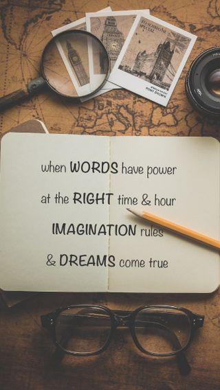 Обои на телефон мечты, цитата, письмо, компьютерщик, книги, вдохновляющие, earthy