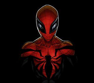 Обои на телефон паук, мстители, красые, комиксы, spider man, comics-spider-man