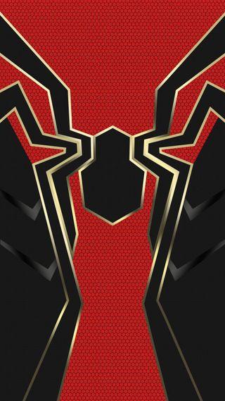 Обои на телефон бесконечность, паук, железный, война, man, infinity
