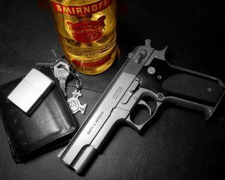 Обои на телефон хром, оружие, новый, крутые, riffle