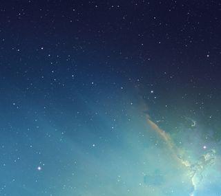 Обои на телефон айпад, туманность, галактика, galaxy
