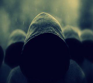 Обои на телефон анонимус, темные, khg, gded, dark anonymous