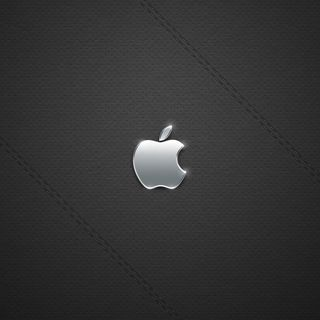 Обои на телефон значок, эпл, хром, технологии, логотипы, кожа, бренды, apple