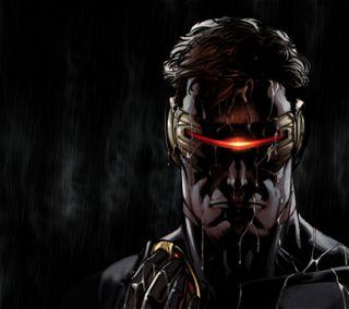 Обои на телефон люди икс, cyclops