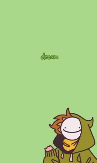 Обои на телефон майнкрафт, мечта, dream smp
