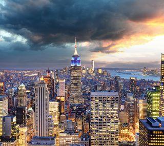 Обои на телефон нью йорк, сша, новый, америка, usa