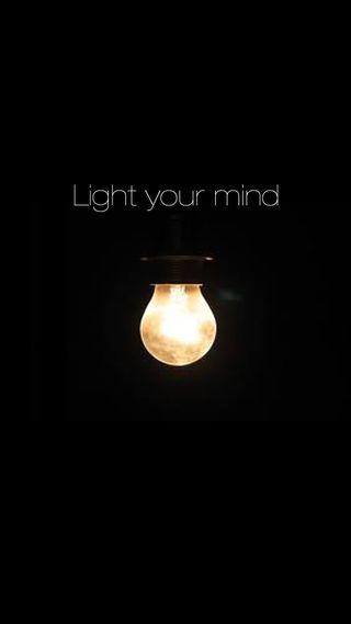 Обои на телефон тема, твой, свет, разум, light your mind
