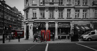 Обои на телефон лондон, черные, цветные, красые, джек, будь, брызги, белые, union jack, phonebox, colour splash
