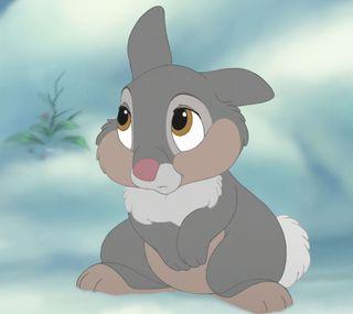 Обои на телефон кролики, рисунки, мультфильмы, кролик, thumper 4, thumper