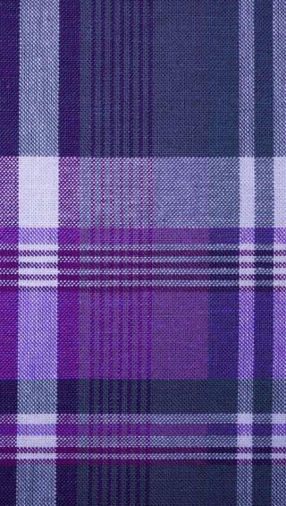 Обои на телефон ткани, фиолетовые, текстуры, синие, плед, абстрактные