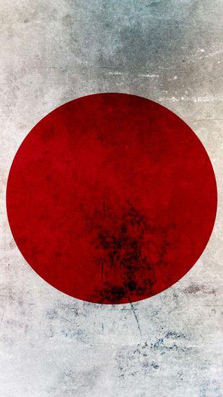 Обои на телефон флаги, японские, флаг, мотивация, flag of japan